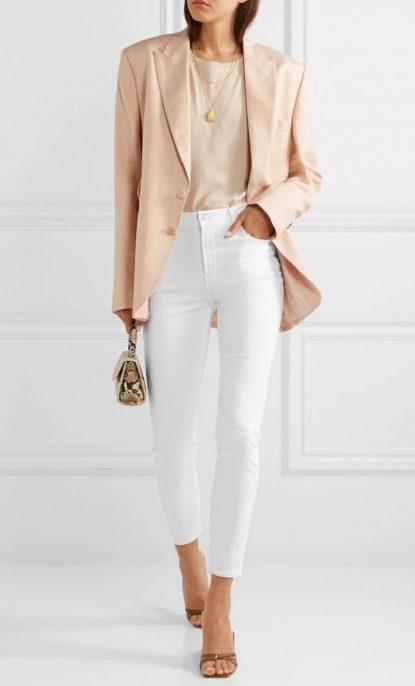 Oversize blazer