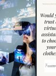 The future of shopping and designing clothes