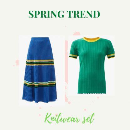 Knitwear set