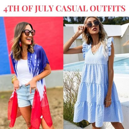 4th of july casual outfit
