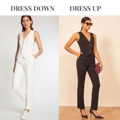Waistcoat fashion trend