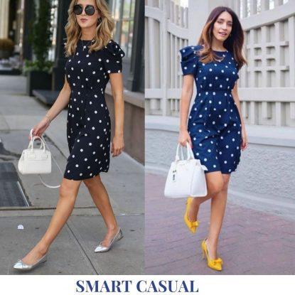 Smart casual dress code