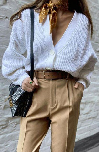 Smart casual attire