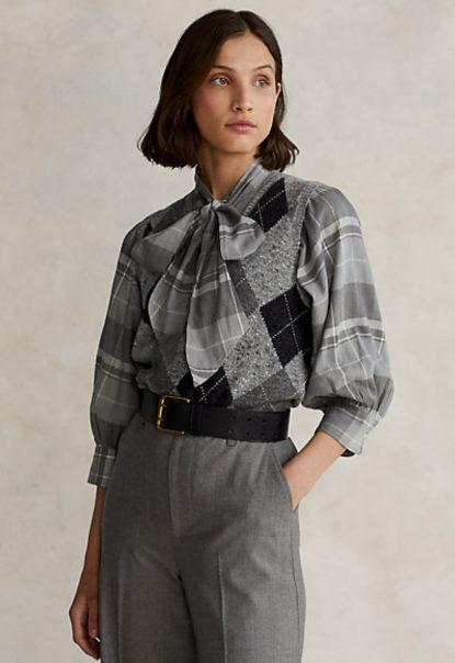 Preppy style vest