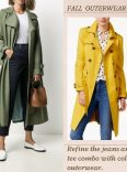 Fall outerwears