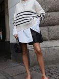 Stripes sweater